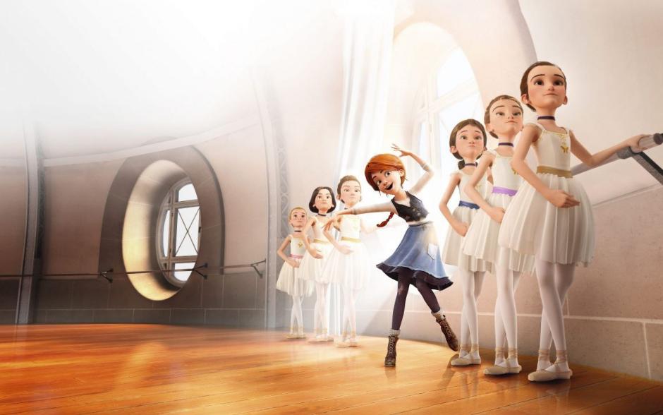 Мультфиль Балерина